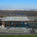 Вертолетная площадка на Парковой дороге, г. Киев