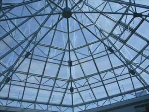 алюминиевые светопрозрачные конструкции